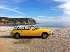Citroën DS Citroen Ds, Shooting Brake, Station Wagon, Maserati, Fiat, Peugeot, Cars Motorcycles, Porsche, Automobile