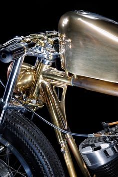 Chicara Nagata makes some of the most unique motorcycles. | Megadeluxe | For The Love of Speed, Sport & Design