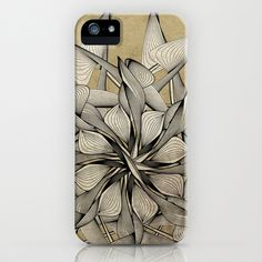 Thrive iPhone Case by Angelo Cerantola