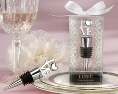 Red or white, day or night, your wine themed reception will be even more with our adorable wine wedding favors. Wine charms, bottle stoppers, and wine glass coasters - we have every wine wedding favor you can dream up! Wedding Favors And Gifts, Engraved Wedding Gifts, Gift Wedding, Wedding Ceremony, Party Wedding, Personalized Wedding, Wedding Things, Personalized Gifts, Wedding Wholesale