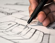 Industrial drawings
