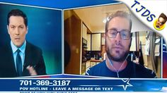 Jordan Chariton SHREDS Corporate News Tool With Facts About DAPL