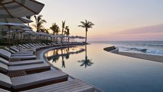 Secrets Marquis Los Cabos: The resort grants guests access to three palatial swimming pools.
