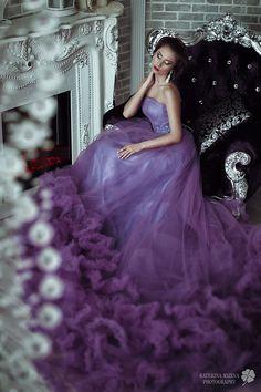 Purple Fashion +