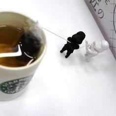 3D Printed Stormtrooper / 86風暴兵, 86Duino Tea Bag Holder https://cults3d.com/fr/maison/stormtrooper-86