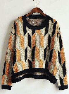 Pullover sweater #fall #winter #fashion