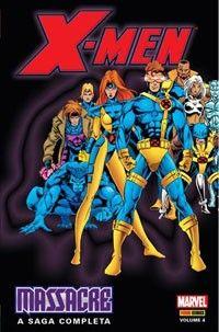 LIGA HQ - COMIC SHOP X-MEN MASSACRE #4 PARA OS NOSSOS HERÓIS NÃO HÁ DISTÂNCIA!!!