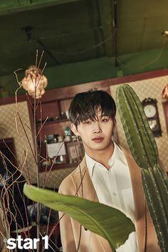 BTOB   @Star1 Hyunsik Btob, Yook Sungjae, Minhyuk, Korean Celebrities, Korean Actors, Im Hyun Sik, Grazia Magazine, Star Magazine, Cube Entertainment