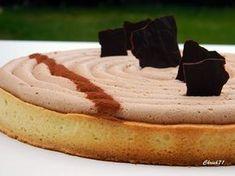 Tarte caramel au beurre salé et mousse chocolat au lait... inspirée par Sadaharu Aoki Une tarte inspirée par la recette de Sadaharu Aoki ...