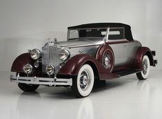 1934 - 1938 Mercedes-Benz 540K 'Autobahn Kurier'