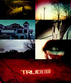 Another amazing thing about True Blood is its absolutely irresistible opening credits sequence.