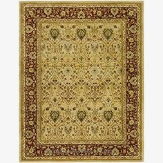 Safavieh Persian Legend Collection PL819D Handmade Traditional Ivory and Rust Wool Area Rug (5′ x 8′)  Check It Out Now     $199.65    The Safavieh Persian Legend Collection is inspired by the legendary designs of Persia's most prestigious rug-weaving ..  http://www.handmadeaccessories.top/2017/03/14/safavieh-persian-legend-collection-pl819d-handmade-traditional-ivory-and-rust-wool-area-rug-5-x-8/