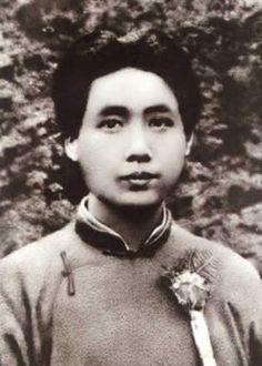 Mao Tse-tung in Shanghai,1924