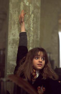 Emma Watson en Harry Potter and the Sorcerer's Stone