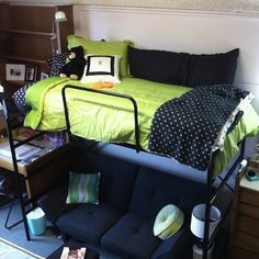 i want a futon under my bed
