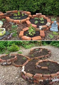 Stunning Spring Garden Decoration Ideas 06