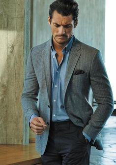 David Gandy for Marks and Spencer | La Beℓℓe ℳystère
