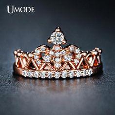 Anel coroa Umode