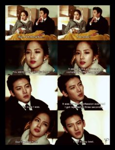 Of course he's not that hurt, because she rejected him for the guy that he really was❤️ Healer