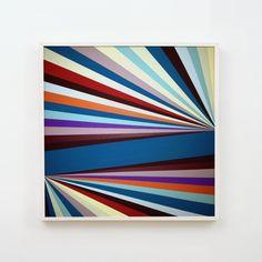 "Richard Blanco | Untitled 10.20.12 | Acrylic on Canvas | 18""x18"""