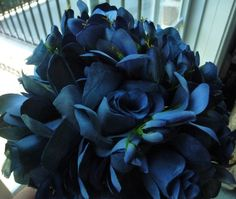 navy bouquet