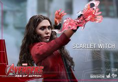 Hot Toys Scarlet Witch Sixth Scale Figure
