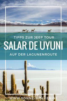 Uyuni Abenteuer – Mit dem Jeep auf der Lagunenroute