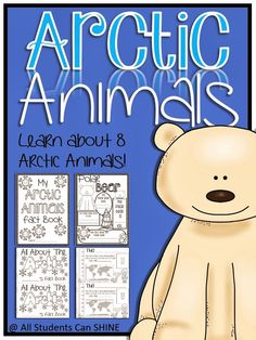 All Students Can Shine: Penguins And Polar Bears