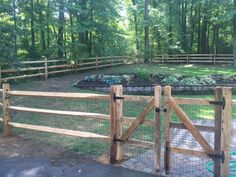 wire fence styles. Simple Wire 3Rail Split Rail With Welded Wire Fence StylesWood  And Wire Styles S