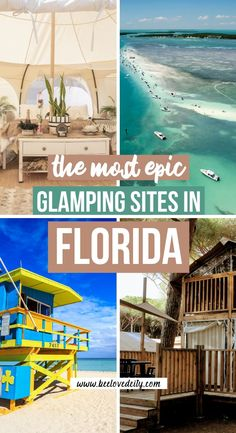 Florida Travel Guide, Florida Camping, Oregon Camping, Yosemite Camping, California Camping, Florida Resorts, Florida Vacation, Best Places In Florida, Vacation Places In Usa