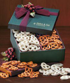 Sweet & Savory Logo Imprinted Gift Box image  $22