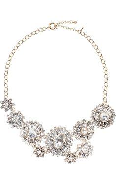 Opera Bib Necklace