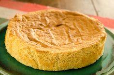 Torta Rústica de Limão - Uma delícia!