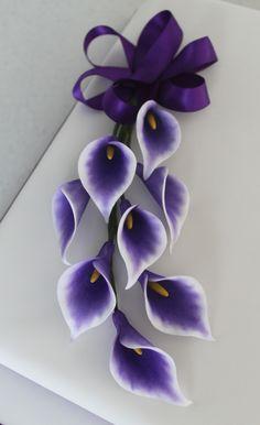 Beautiful From Eveie Giant Flowers, Paper Flowers Diy, Flower Cards, Felt Flowers, Handmade Flowers, Fabric Flowers, Sugar Flowers, Polymer Clay Flowers, Ceramic Flowers