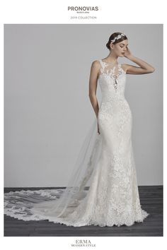 61 Ideas for wedding dresses tulle mermaid illusion neckline Wedding Trends, Trendy Wedding, Wedding Ideas, Wedding Prep, Illusion Neckline, Mermaid Dresses, Tulle Dress, Bride, Wedding Dresses