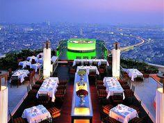 Tower Club at Lebua (Bangkok, Thailand)