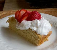 Buddy Cake Boss Vanilla Cake Recipe
