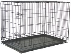 """Dog Crate: Brand New Folding Dog Cat Kennel Crate Cage 48"""" BestPet. http://DogSiteWorld.com/ DogSiteWorldStore..."""