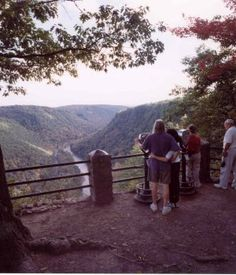 Did you know PA has a Grand Canyon?  Yep, Pike Creek Gorge is the Grand Canyon of Pennsylvania. It is absolutely beautiful. Go horseback riding while you are there!