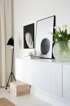 お部屋の雰囲気を格上げするのは壁!アートでつくるギャラリー風インテリア - Yahoo! BEAUTY