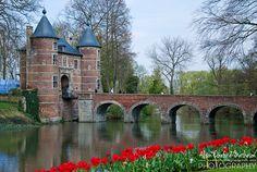 Groot-Bijgaarden Castle, Vlaams-Brabant, Belgium
