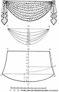 Molde cortina 3