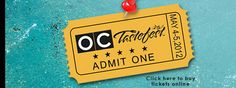 OC Tastefest coming to the 60th Anniversary Celebration!