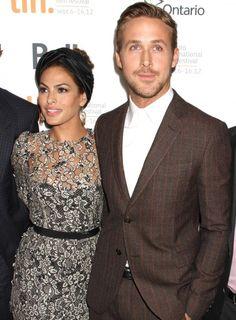 Ryan Gosling est papa! Sa compagne Eva Mendes a donné naissance à leur premier enfant. - soirmag.be