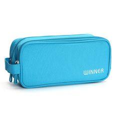 Waterproof Nylon Travel Storage Bag Digital Accessories Hanging Bag For Women Men
