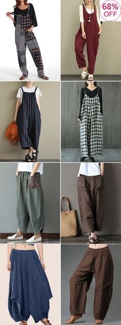 UP TO 68% OFF! Find Fashion and Vintage Bottoms,Pants,Skirts,Rompers,Jumpsuit on Newchic. Shop Now!