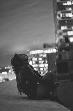 Girl, city, and black and white image Sad Girl Photography, Dark Photography, Black And White Photography, Portrait Photography, Photography Lighting, Street Photography, Landscape Photography, Fashion Photography, Wedding Photography
