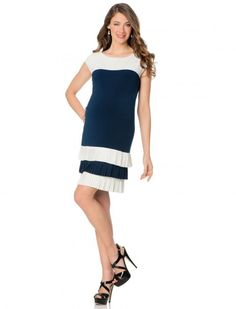 Fabulous and Flirty Maternity Dresses!  Check out our latest Fashion post on BeBetsy!  #maternity
