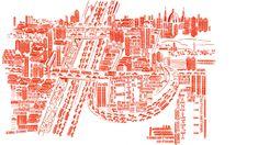 Andrés Sandoval | Carimbos Vermelhos - Sao Paolo map