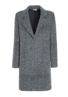 1100715 – Rosalie Coat - Grey